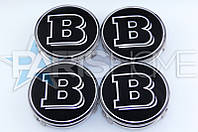 Колпачки в диски Brabus