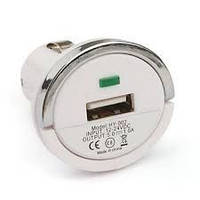 Автомобильное зарядное устройство USB для iPhone 4G/3GS (1 A)