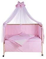 Комплект детского постельного белья в манеж Qvatro Украина 620367