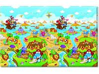 Коврик для малышей  Dwinguler 60861 Приключения Дино