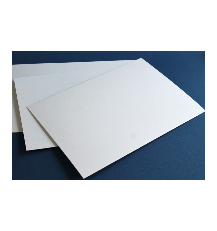 Картон белый А4, мелованный, 9 листов, Mandarin, 120636