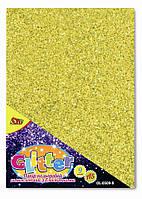 Набор цветной самоклеящейся бумаги, Глиттер, А5, 9 цветов, Olli, OL-0509-9, 175260