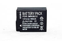 Аккумулятор DMW-BLC12 (аналог DMW-BLC12E DMW-BLC12GK DMW-BLC12PP) для фотоаппаратов Panasonic - 1400 ma