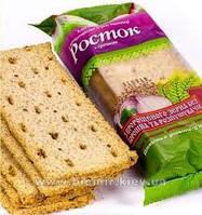 Хлебцы из пророщенной пшеницы с гречкой
