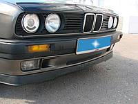 Накладка Alpina на передний бампер для BMW E30, БМВ Е30