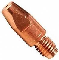 Наконечник токосъемный для проволоки Ø 1.2 мм М10 CuCrZr Abicor Binzel