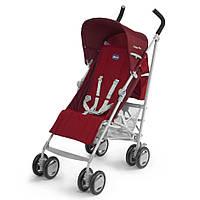 Детская коляска трость Chicco London Up Stroller красная купить оптом и в розницу в Украине 7 км