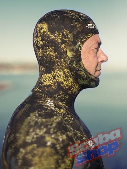 Гидрокостюм для подводной охоты Salvimar BLEND Camu 5,5 мм