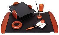 Набор настольный, деревянный, 7 предметов, Sanrise RS7MJ-1A, 473737