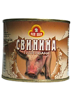 Свинина Тушеная