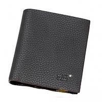 Мужской бумажник Montblanc MOK-938 черный