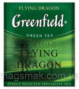 Чай Greenfield Flying Dragon (HoReCa), 100 пакетов