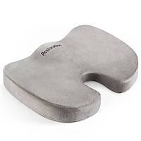 Ортопедическая подушка для сидения Comfy Cure Coccyx Orthopedic Memory Foam, фото 1