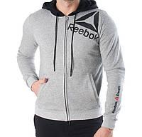 Кофта толстовка мужская батник Reebok CrossFit