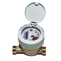 Высокоточный одноструйный счетчик холодной воды 820 (полумокроход)