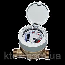 Високоточний одноструменевий лічильник холодної води 820 (полумокроход)