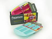Форма силиконовая для выпекания 6 батончиков 30x20x3,4см Fissman (PR-6701.BW)