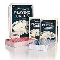 Игральные карты для покера 100% пластиковое покрытие