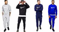 Спортивный костюм Nike черный, для спортсменов, ф5012