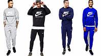 Спортивный костюм Nike черный, модный, турецкий, ф5027
