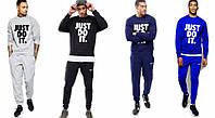 Спортивный костюм Nike черный, модный, ф5030