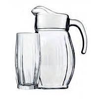 Набор для напитков Pasabahce Danсe 97874 (7 предметов), фото 1