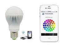 Лампа Bluetooth RGBW LED Bulb (ZJ-MBL-RGBW)