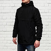 Куртка анорак мужская летняя BLK