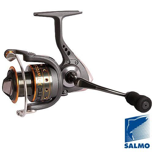 Безынерционная катушка SALMO ELITE X-TWICH 10FD (8210FDA)