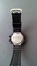 Электронные часы Casio G-Shock GW A1100 Black Green, спортивные часы Джи Шок(черно-зеленые), реплика, фото 3