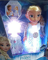 Холодное сердце Кукла Ельза поющая Северное сияние Frozen Northern Lights Singing Elsa Doll, фото 1