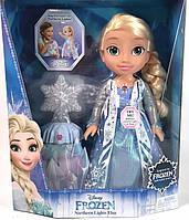 Холодное сердце Кукла Ельза поющая Северное сияние Frozen Northern Lights Singing Elsa Doll