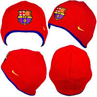 Футбольная шапка Барселона, Найк, Nike, ф5087