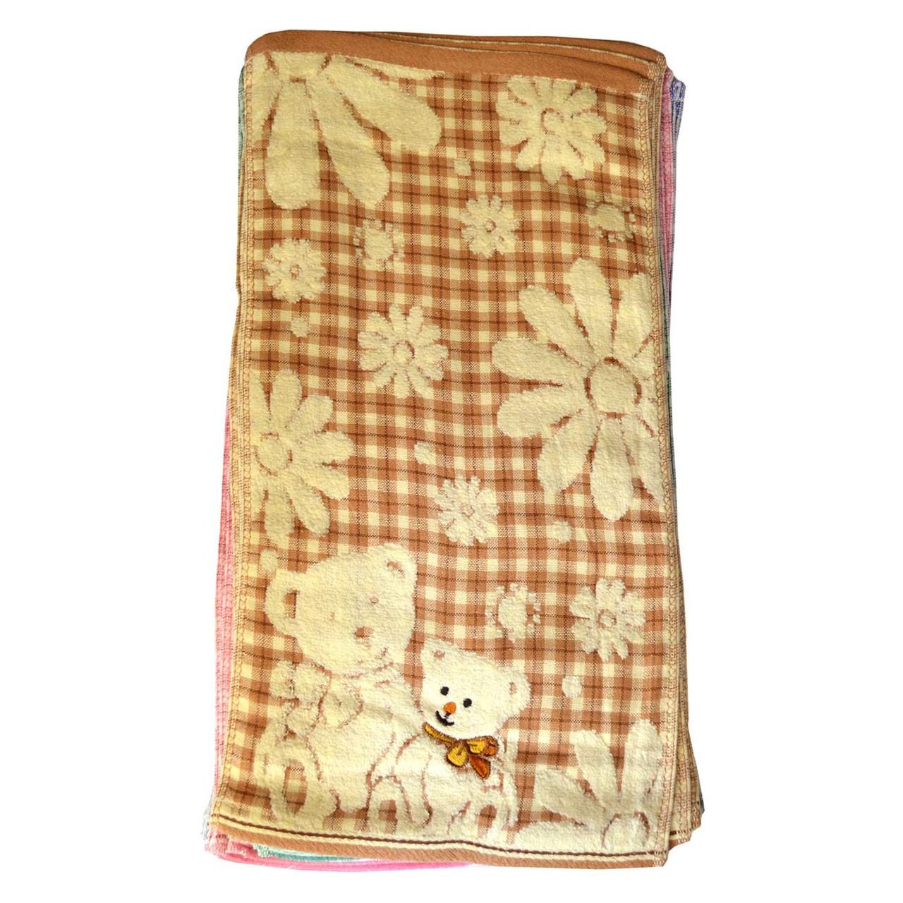 9f6fb3a28b2c Размер Кухонное полотенце Мишки лен с махрой ( ромашки ) хлопок 20 шт в уп.  Размер