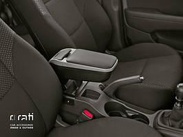 Подлокотник ArmSter 2 Chevrolet Spark 2010-> GREY SPORT