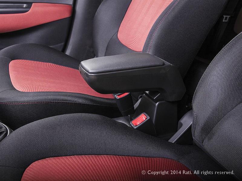 Підлокітник ArmSter S Chevrolet Spark 2010->