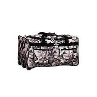 Дорожная сумка на колесах RGL A2 110 л kolor 9
