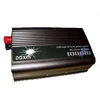 """Автомобильный инвертор с 12 В на 220 В (1000W) """"Doxin"""""""