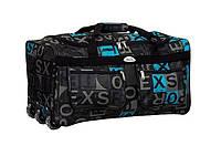 Дорожная сумка на колесах RGL A2 110 л kolor 12