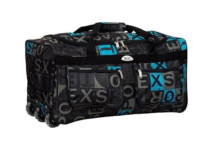 Дорожная сумка на колесах RGL A2 110 л kolor 12 - Интернет-магазин ShopMart в Харькове