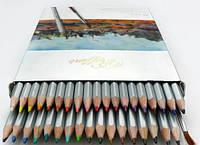 Карандаши цветные акварельные 36 цветов, Marco Raffine, 7120-36СВ, 903449
