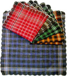 Платки носовые, платки на голову,шарфы и др.