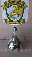 Лампа ИКЗ 250 для обогрева (Зеркальная), фото 1