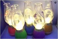 Лампа свеча с внутренним аккумулятором