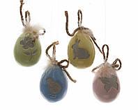 """Дизайнерские яйца """"Пасха"""" 4.5x6cм"""