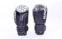 Боксерские перчатки Bad Boy кожа 10-12 0z