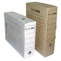 """Бокс для архивации документов """"Economix"""" 80мм Е327-01"""
