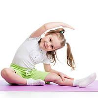 Спорт - залог всестороннего развития ребенка