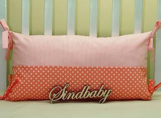 Бортики в кроватку TM Sindbaby (30 см х 60 см)