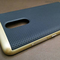 Чехол IPAKY для Xiaomi Redmi Note 3 / Note 3 Pro (золотистый)